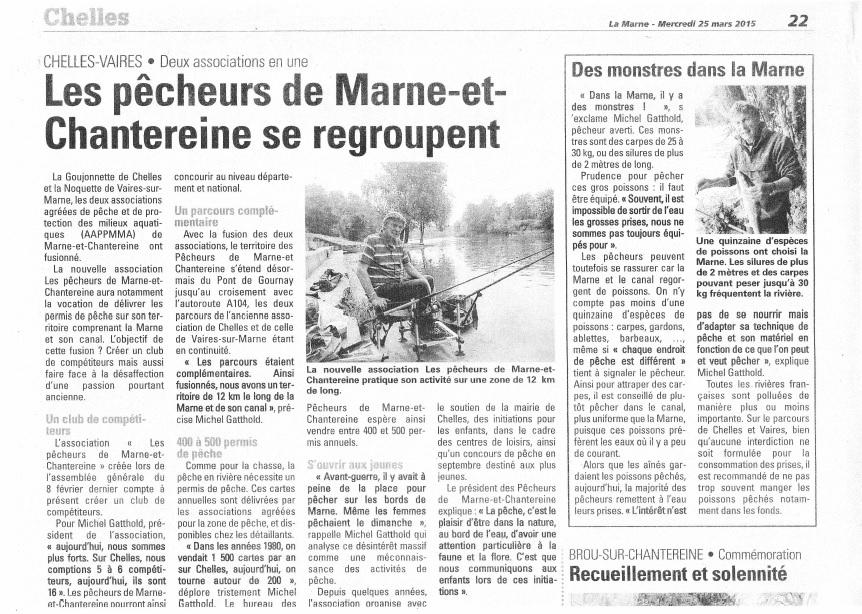 AAPPMA & Club Vaires-sur-Marne